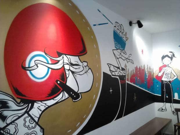 Oncle Pho - Nantes | Jupette & Salopette