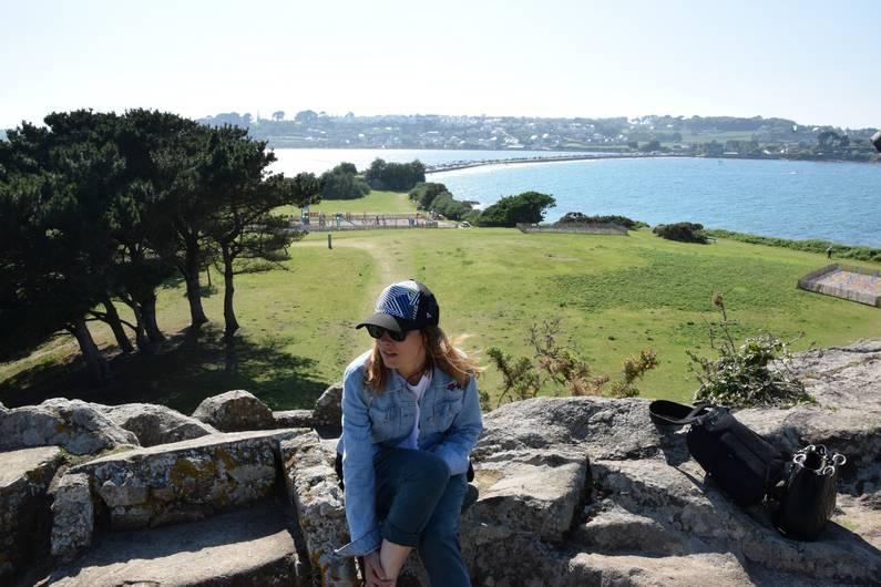 Bol d'air dans le Finistère | Jupette & Salopette