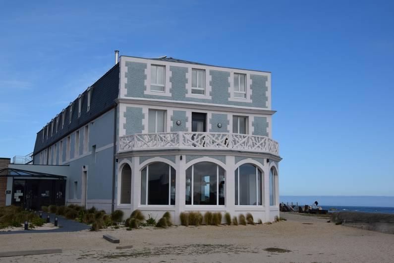 L'Hôtel de la Mer, à Brignogan-Plage | Jupette & Salopette