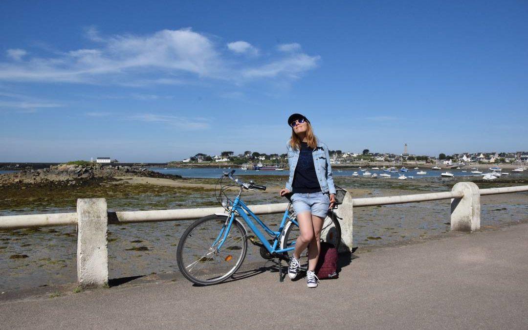 Bol d'air dans le Finistère