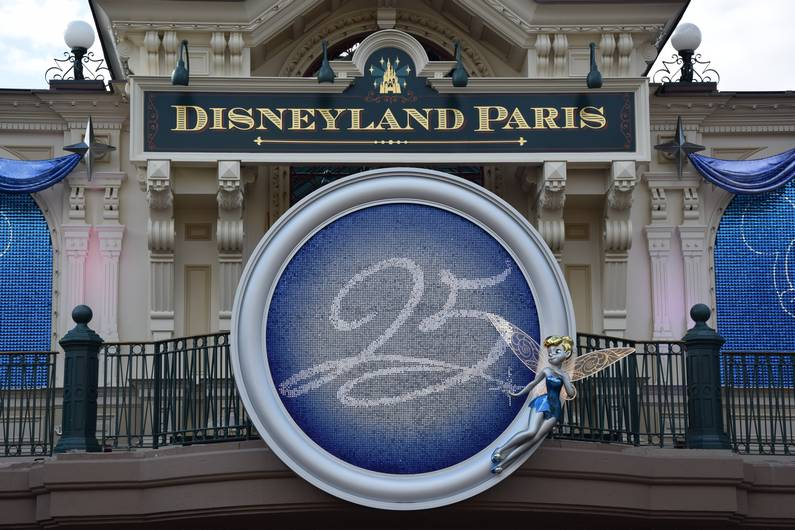 Un week-end à Disneyland Paris : partie 2 | Jupette & Salopette