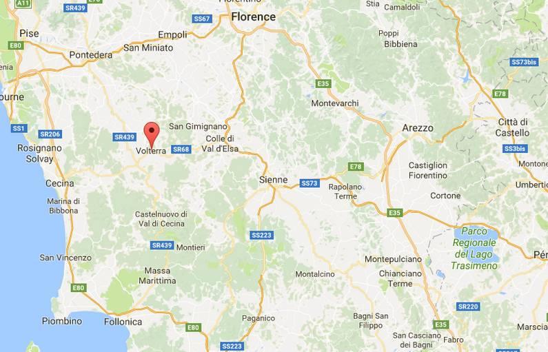 Halloween en Toscane | Jupette & Salopette
