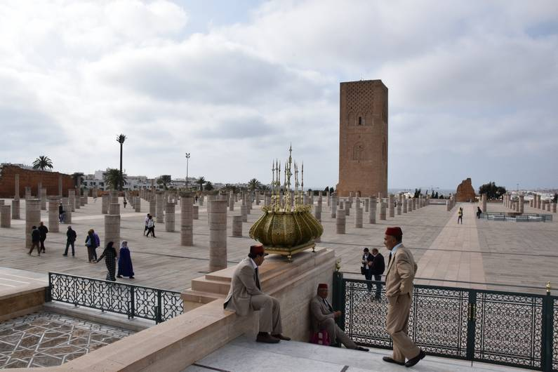Le Maroc de Fès à Rabat : partie 3 | Jupette & Salopette