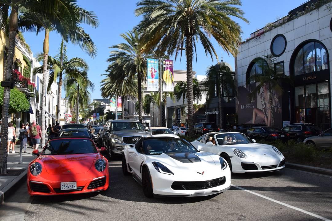 City guide Los Angeles : la ville des starlettes et des corvettes | Jupette & Salopette