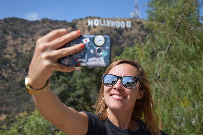 Hollywood Sign | Jupette & Salopette