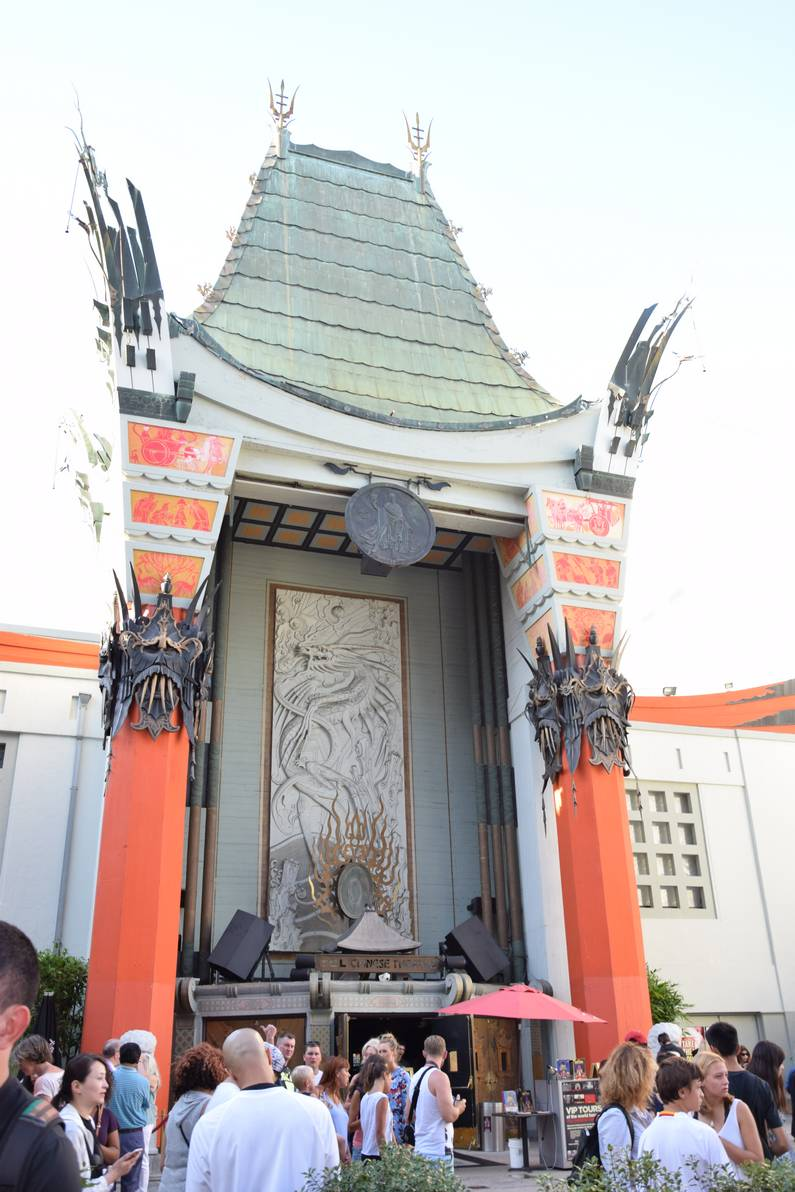 TCL Chinese Theater | Jupette & Salopette