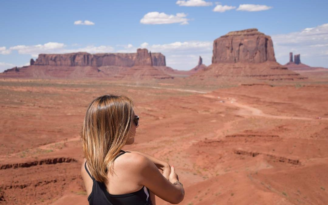 L'Ouest Américain : préparatifs du voyage
