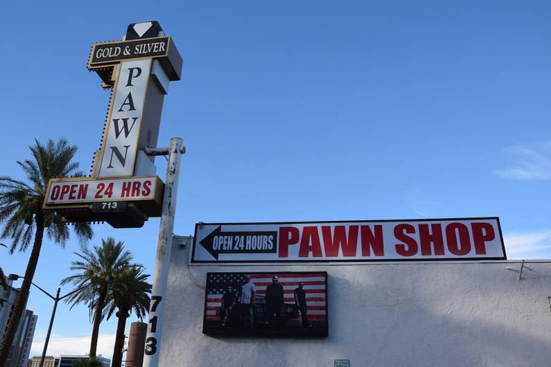 Pawn Shop Las Vegas | Jupette & Salopette