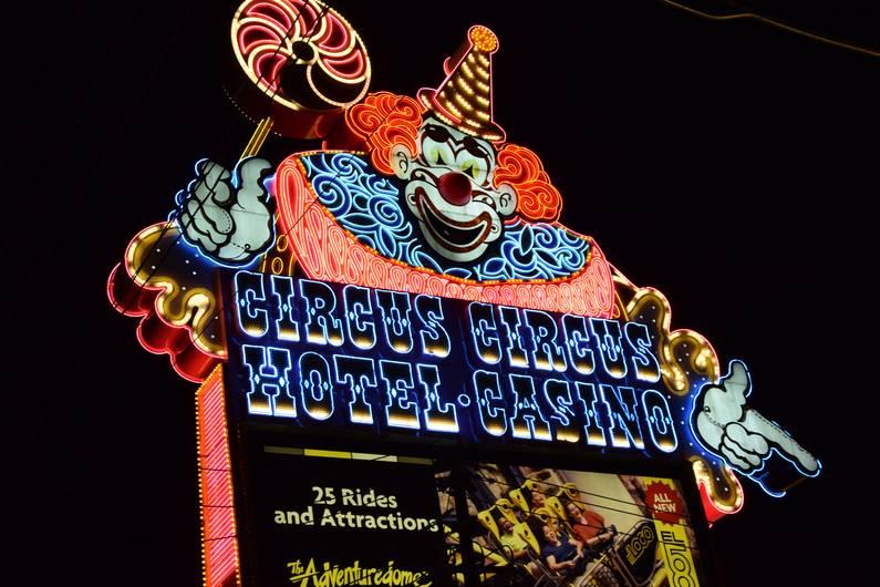 Circus Circus Hotel Casino - Las Vegas | Jupette & Salopette