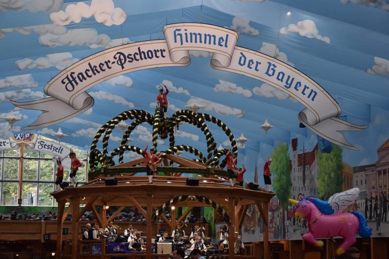 Que peut faire une blogueuse qui n'aime pas la bière à Oktoberfest ? | Jupette & Salopette