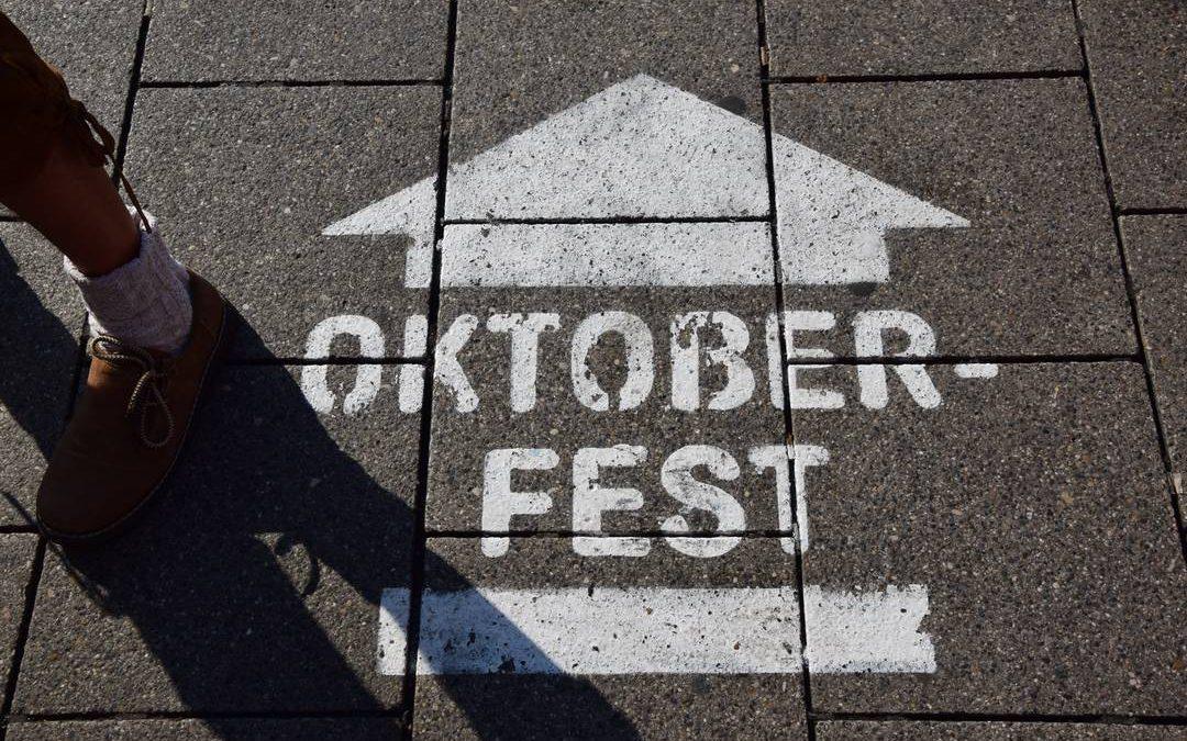 Que peut faire une blogueuse qui n'aime pas la bière à l'Oktoberfest ?!