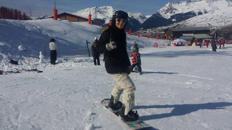 Snowboard | Jupette & Salopette