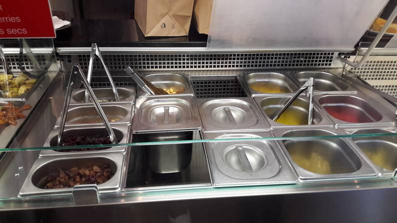 Delight Café bar à salade à Nantes | Jupette & Salopette