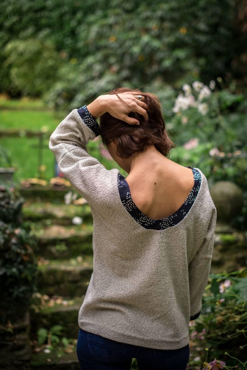Julie Laurent : Kimono Hannah | Jupette & Salopette