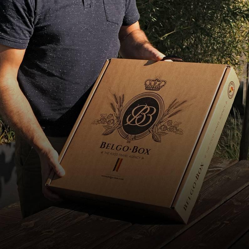 La Belgo-Box, pour vos potes ou pour tous les amateurs de bière ! | Jupette & Salopette