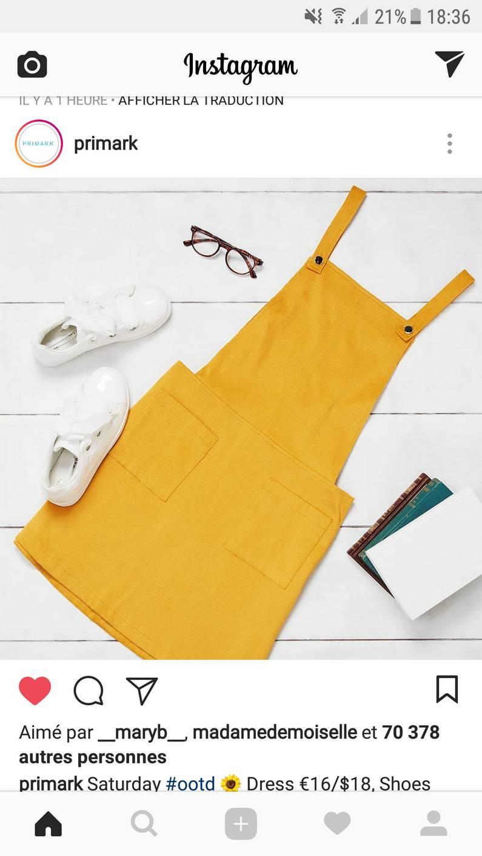 La salopette robe by Primark | Jupette & Salopette