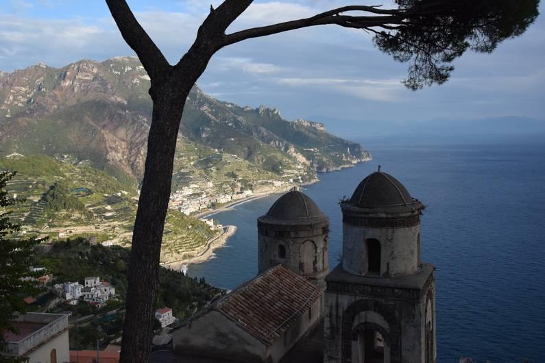 La côte amalfitaine Ravello | Jupette & Salopette