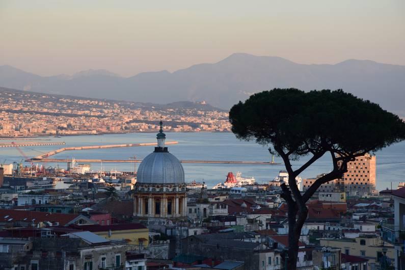 Naples | Jupette & Salopette