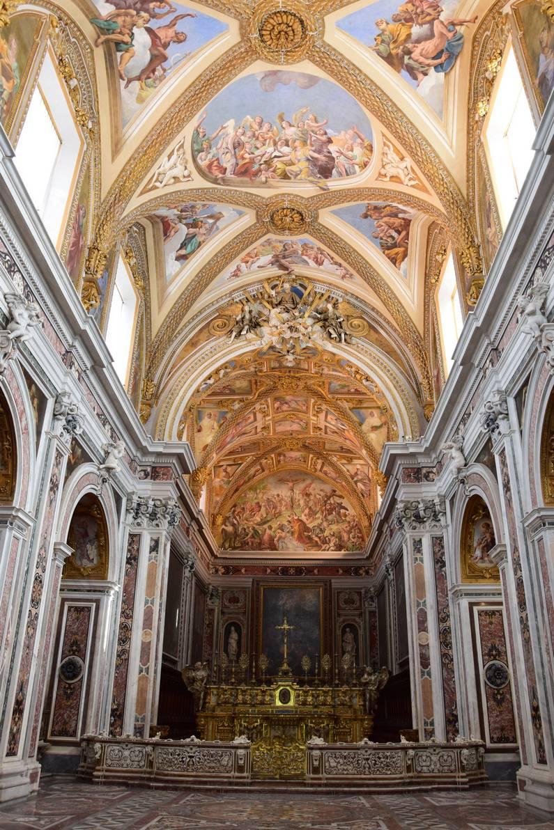 L'église de la Chartreuse San Martino à Naples | Jupette & Salopette