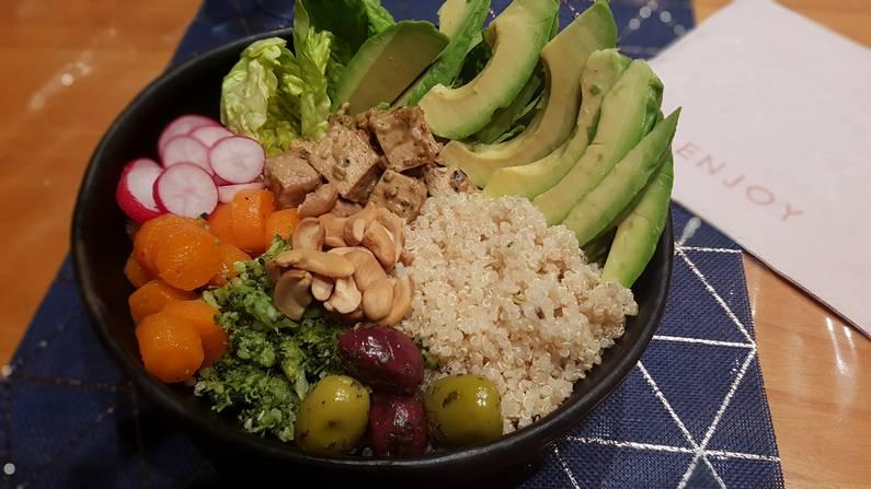 Buddha Bowl vegan | Jupette & Salopette