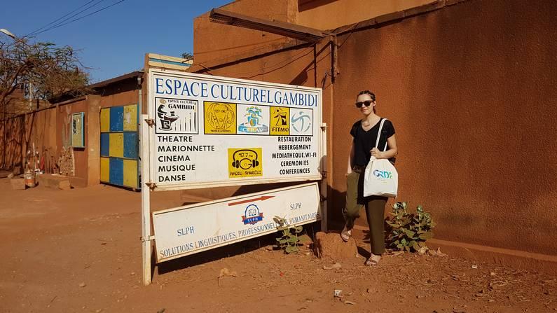 Espace culturel Gambidi | Jupette & Salopette