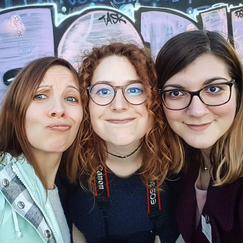 Ma jolie rencontre avec les Igers de Nantes | Jupette & Salopette