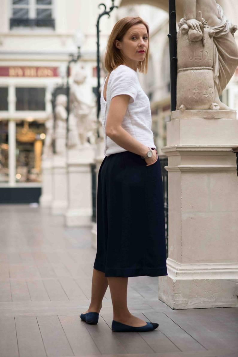 Pantalon AIO par la créatrice Julie Laurent | Jupette & Salopette