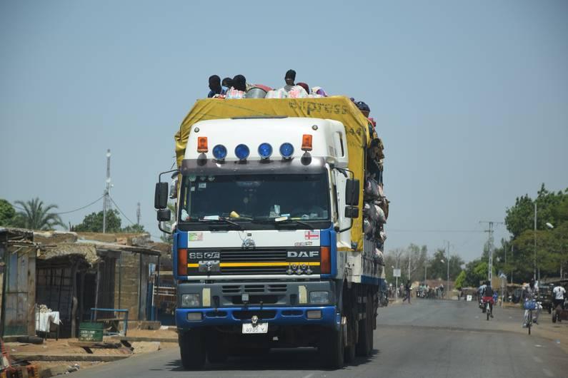 Banfora au Burkina Faso | Jupette & Salopette