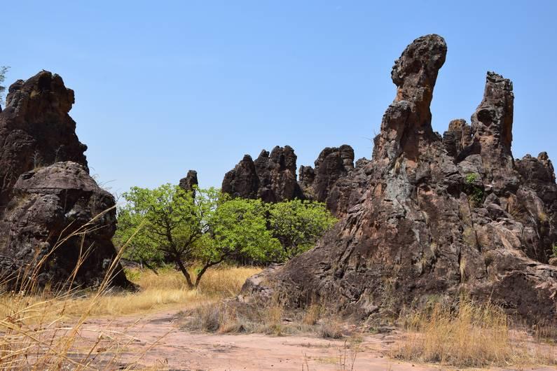 Pics de Sindou au Burkina Faso | Jupette & Salopette