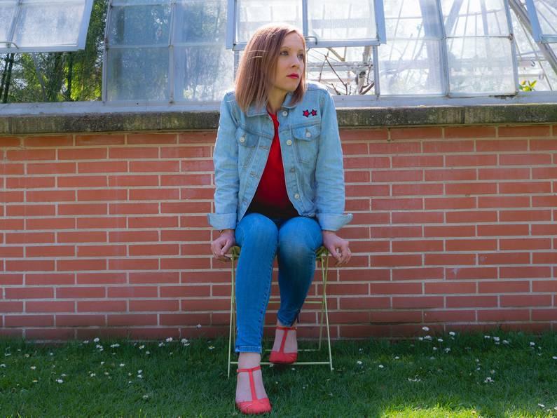 Modèle d'un jour pour un photographe et shooting au jardin des plantes | Jupette & Salopette