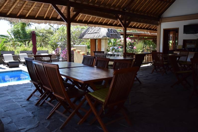Gîte le Jardin Amed à Bali | Jupette & Salopette