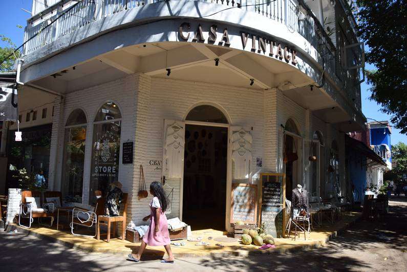 Casa Vintage Gili Trawagan | Jupette & Salopette