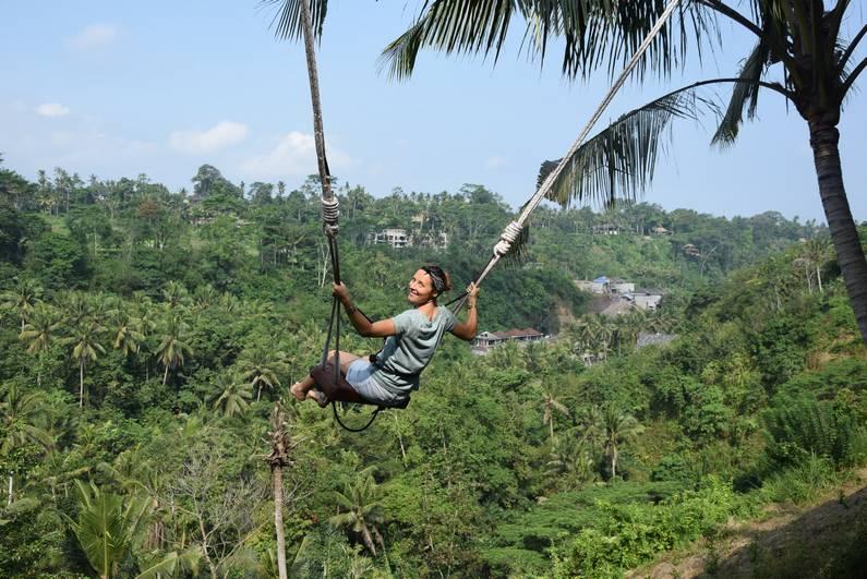 Bali Swing | Jupette & Salopette