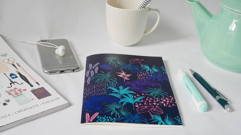 Coup de coeur pour les jolis cahiers de Sophie ! | Jupette & Salopette