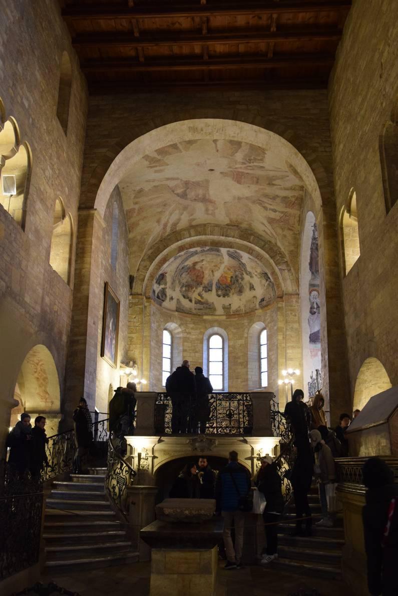 la Basilique et le Couvent Saint-Georges de Prague