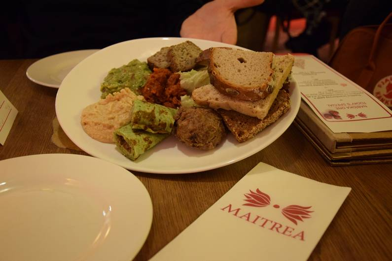 Restaurant Maitrea de Prague