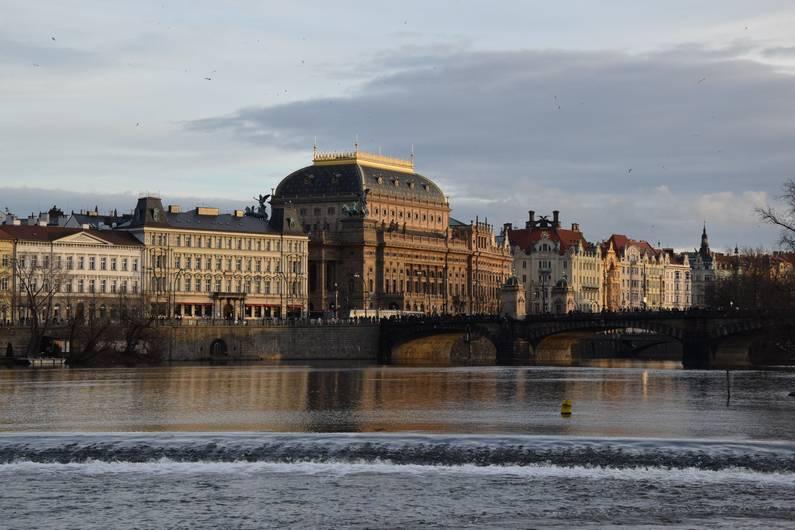 musée Kampa de Prague