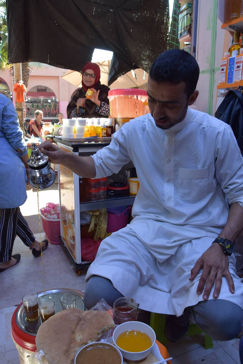 Le Souk El Had d'Agadir | Jupette & Salopette