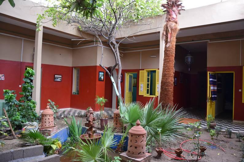 Riad Taroudant des Palmiers | Jupette & Salopette