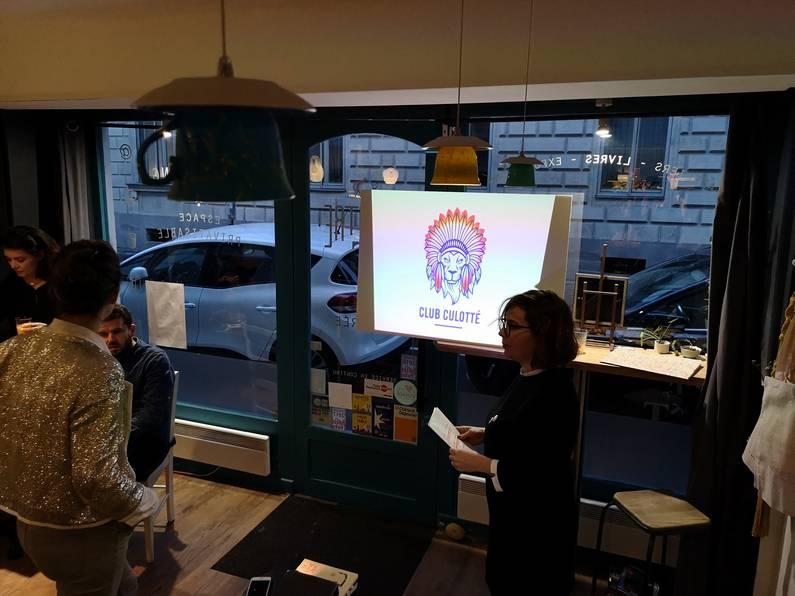 Club culotté au Chapitre T à Nantes | Jupette & Salopette