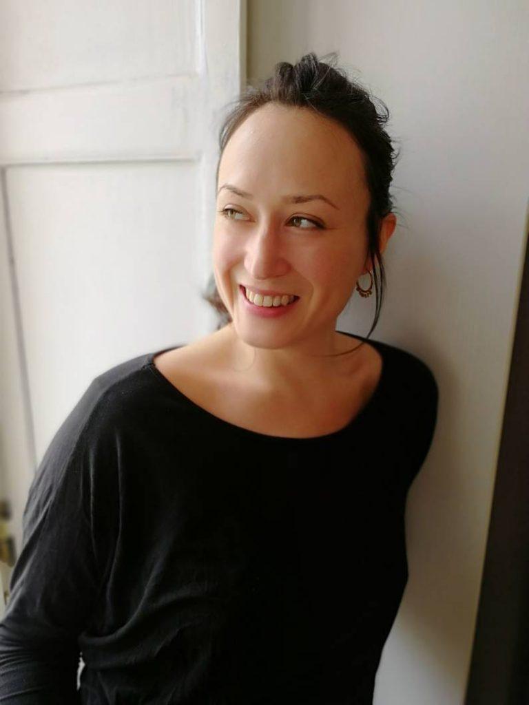 Morgane Quirion de Owy Lingerie | Jupette & Salopette