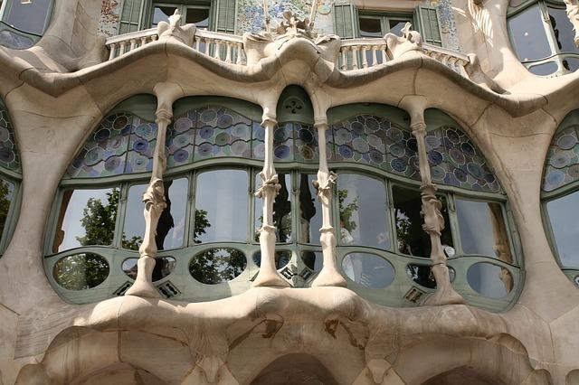 La Casa Batllo - Barcelone | Jupette & Salopette