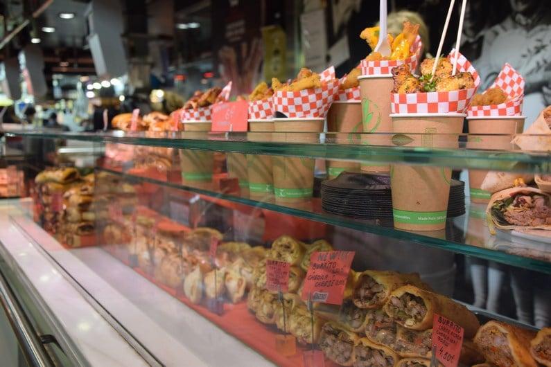 Marché local de la Boqueria - Barcelone | Jupette & Salopette