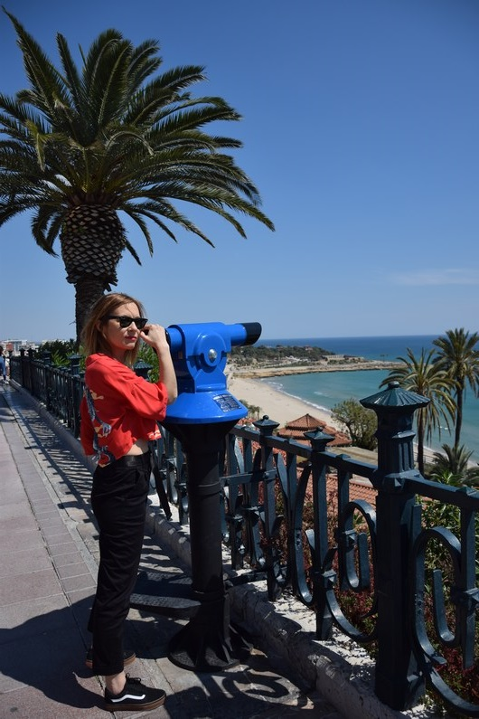 Balcó del Mediterrani - Tarragone | Jupette & Salopette