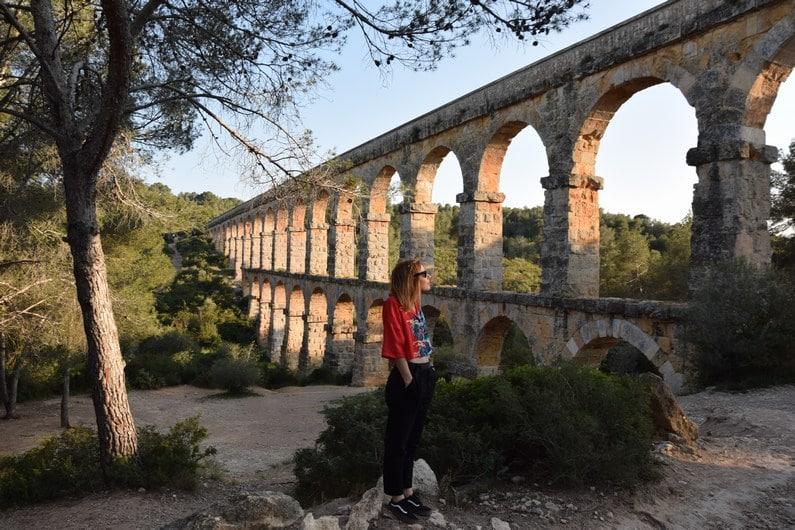 Aqueduc - Tarragone | Jupette & Salopette
