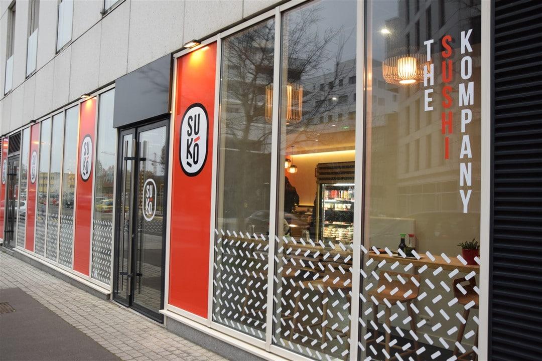 Séduite par le concept Suko, the sushi company | Jupette & Salopette