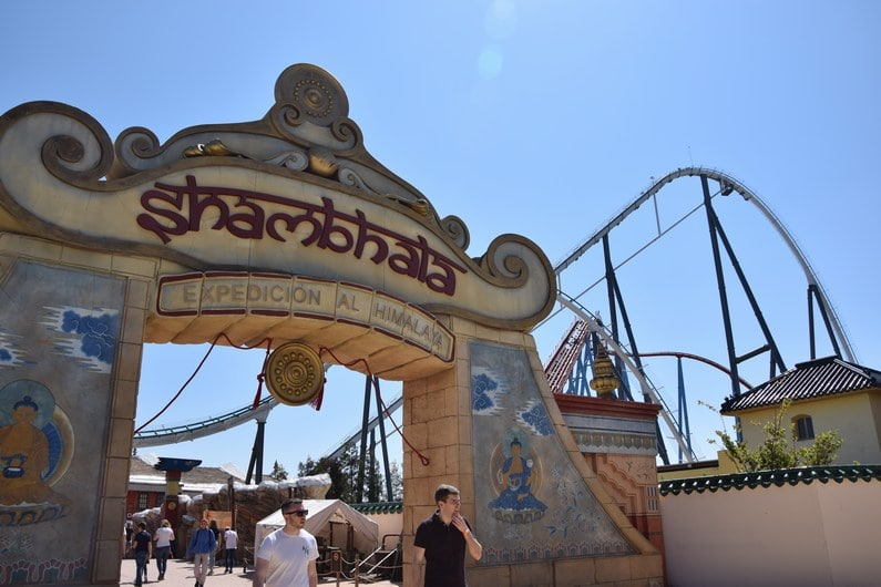Shambhala - Portaventura World | Jupette & Salopette