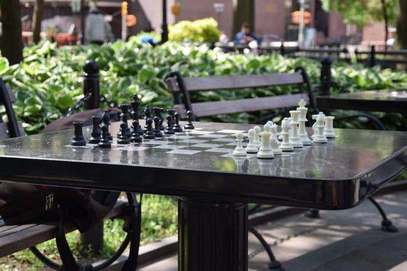 Washington Square Park   Jupette & Salopette