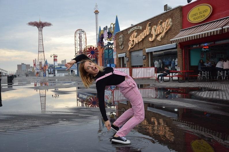 Coney Island | Jupette & Salopette