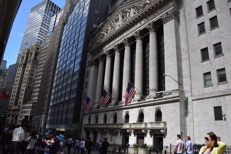 Wall Street | Jupette & Salopette
